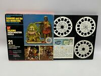 Vintage Sigmund and The Sea Monsters Talking View Master Reels gaf NBC TV Toy