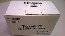 Original Kyocera Mita Toner DC-2556/2557/3055  37058010 A-Ware