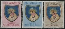 Vaticano - 1954 - Anno Mariano  - serie completa S.46 - nuova - MNH