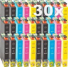30 cartuchos tinta NonOem XL para Epson Stylus dx4200 dx4250 dx4800 dx4850