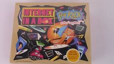 Internet in a Box for Kids Complete New, Sealed 1995
