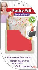 Toaster Pastry Mitt Holder, protects fingers from hot pastries, Pop Tarts