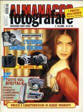 * ALMANACCO fotografare N°1/2002 - INVERNO 2001 - 2002