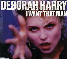 Deborah Harry - I Want That Man / Bike Boy - Deborah Harry CD UYVG The Cheap The