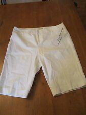 Womens ECRU Golf Shorts, NWT, 10