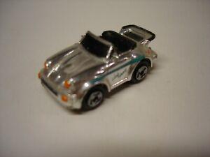 Micro Machines Galoob Chromers Porsche 911 convertible