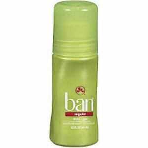 Ban Roll On Regular Antiperspirant & Deodorant, 1.5 oz (3 Pack)