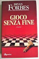 GIOCO SENZA FINE BRYAN FORBES DE AGOSTINI 1986 (Come Nuovo)