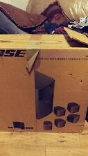 Bose Acoustimass 6 Series III Black Home Theater Speaker System