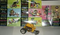 WEIRD-ohs  CAR-Icky-Tures  2006 Reissue of the 1963 Model Kits $6.99ea. ( NEW )