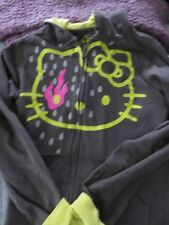 Hello Kitty and Madbarbarians Hoodie
