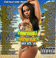 REGGAE DANCEHALL THROWBACK 2010 MIX VOL 6