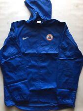 Giubbotto-kway Fc Bari Official Staff . No Maglia BARI NIKE SIZE XL azzurro