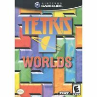 Tetris Worlds - GameCube Game *CLEAN VG