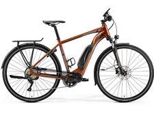 "Gebrauchtware: Merida eSPRESSO 500 EQ E-Bike 28, rot/braun, R.: 55cm"""