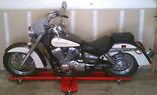 MOTORCYCLE STORAGE STEEL DOLLY LOW PROFILE 1250LB CAPACITY compare at $300