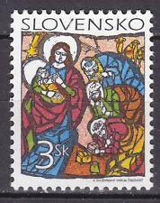 SLOVAKIA 1998 **MNH SC# 317 Christmas stamp