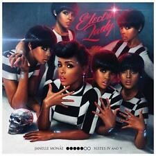 The  Electric Lady by Janelle Monáe, Janelle Monae CD, FACTORY SEALED