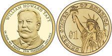 2013-P  WILLIAM HOWARD TAFT  PRESIDENTIAL DOLLAR COIN