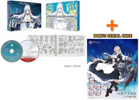 AZUR LANE VOL.2 LIMITED EDITION BLU-RAY CD BOOKLET + SERIAL CODE JAPAN Tracking