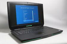 "READ!17.3"" Alienware 17 R3 4K, i7-6700HQ 2.60GHz, 8GB, 128GB SSD & 1TB, GTX 970M"