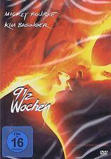 DVD NEU/OVP - 9 1/2 Wochen - Mickey Rourke & Kim Basinger