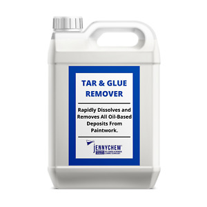 High Strength Tar & Glue Remover - Manufactured In The UK - 5L
