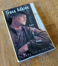 Trace Adkins Every Light In The House Cassette Single BRAND NEW & SEALED - $3 SH