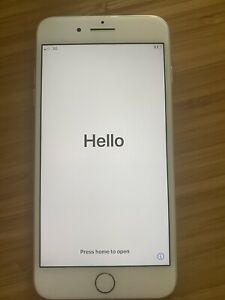 Apple iPhone 8 Plus - 64GB - Silver (Unlocked) A1864 (CDMA + GSM) - Excellent