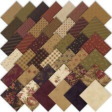 """Moda Coral Bells Charm Pack Jan Patek 42 5"""" Precut Quilting Quilt Cotton Squares"""