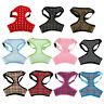 Soft Breathable Mesh Padded Dog Harness Pet Puppy Vest for Small Dogs Chihuahua