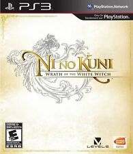 Ni No Kuni: Wrath Of The White Witch - Original Label [PlayStation 3 PS3] NEW