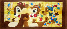 CHIP N' DALE Cartoon Character Lovely Design 34 x 80 cm Daily Use COTTON TOWEL