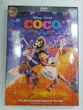 COCO DISNEY PIXAR DVD 2018 BRAND NEW SEALED 24 HRS SALE OFFER INSTOCK FREE POST