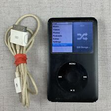 Apple iPod Classic MP3 Player ~ A1238 ~ 160GB 2007
