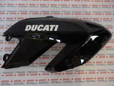 Carena fiancata destra verkleidung fairing hull Ducati Hypermotard 1100 nero