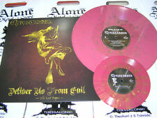 "WITCHHAMMER - Deliver Us from Evil /The Lost Tapes LP + 7"" (NEW*LIM.300 SPLATTER"
