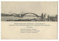 Ansichtskarten mit dem Thema Brücke aus Dänemark