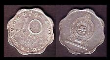 ★★ CEYLAN / CEYLON / SRI LANKA ● 10 CENTS 1978 ● E10 ★★