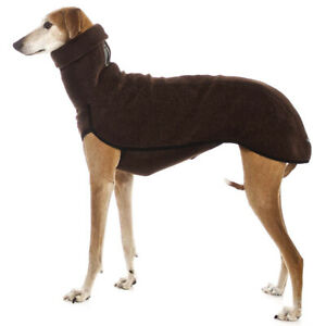 Pet High Collar Pullover Warme Winter Dog Clothes Vest Jumper Coats Hound Tops