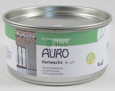 AURO Hartwachs PurSolid Nr. 171 Farblos, 0,40 und 2,50 Liter