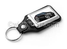 WickedKarz Cartoon Car Kia Pro_cee'd in Black Stylish Key Ring