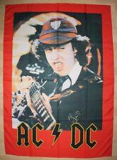 AC/DC , Angus Guitar , Vintage Fahne , Flagge , Banner , rar , rare