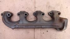 1971 Ford LEFT EXHAUST MANIFOLD Original script OEM 302 cast D1OE-9431-BB V8