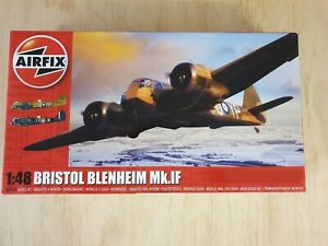 Bristol Blenheim Mk.1F Model Kit