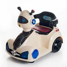 Lil Rider Space Rover Battery Operated Ride on Plays MP3's Kids 3 - 4