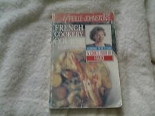 P/B 1992 French Cookery Course Part One by Mireille Johnston's