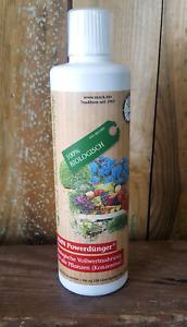 AMN Powerdünger® 500ml Bio Dünger  💚für Zierpflanzen, Kräuter, Grow Dünger NPK