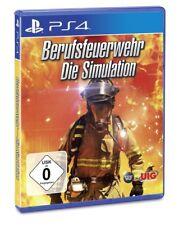 Berufsfeuerwehr - Die Simulation    PS4   Playstation 4      !!!!! NEU+OVP !!!!!