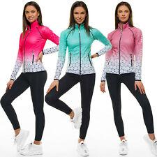 Trainingsanzug Sportanzug Jogginganzug Hose Sweatshirt Damen OZONEE O/20412